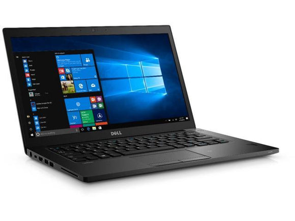 "Dell Latitude 7480 14"" Touch Intel Core i5-7300U, 2.6GHz, 16GB Ram 256GB Solid State Drive Windows 10 Pro (Refurbished)"