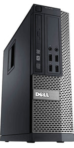 Dell Optiplex 790 SFF Intel i5-2400 3.1GHz 8GB Ram 1TB Hard Drive DVD Wi-Fi Windows 10 Pro (Refurbished)