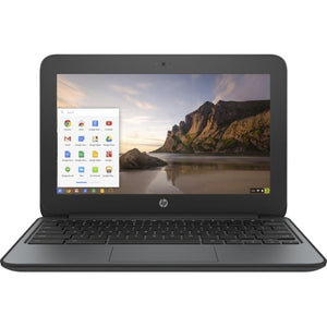 HP Chromebook 11 G4 11.6'' Intel Celeron N2840 Dual-core 2.16 Ghz - 4GB Ram 16GB Hard Drive Webcam HDMI Chrome OS