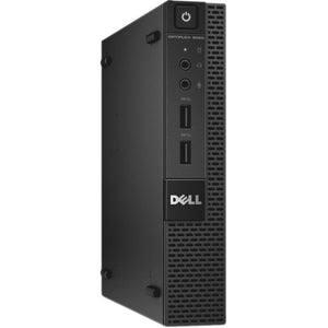 Dell Optiplex 9020 Mini Desktop Core i7-4770, 16 GB RAM, 512 GB SSD DVD RW Wi-Fi Windows 10 Pro (Refurbished)