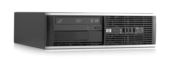 HP 6300 SFF Core i3-3220, 8GB RAM, 250 GB DVD Wi-Fi Windows10 Home (Refurbished)