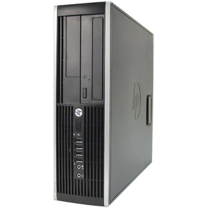 HP 8300 SFF, intel i3(3220)-  4 GB RAM, 250 GB HDD, Windows 10 Home, WiFi (Refurbished)