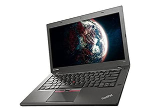 Clearance - Lenovo ThinkPad T450 Intel i5-5300U, 8 GB RAM, 480 GB SSD, Windows 10 Pro (Refurbished)