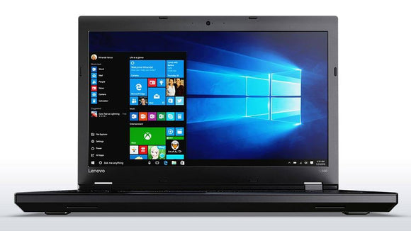 Clearance - Lenovo Thinkpad L560 Intel i5-6200U, 2.3 GHz, 8 GB RAM, 256 GB SSD, 15.6