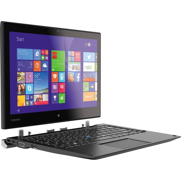 Clearance - Toshiba Z20T, Intel Core M3-6Y30, 4 GB RAM, 128 GB SSD, Windows 10 Pro (Refurbished)