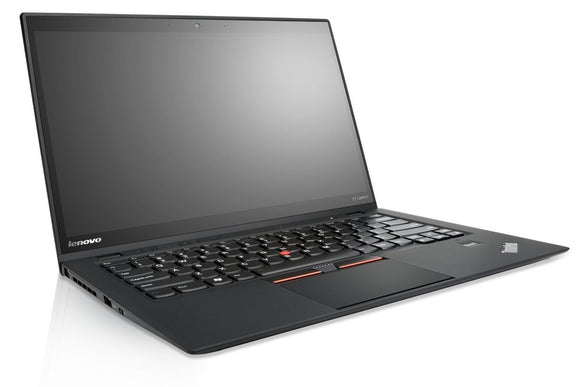 Lenovo ThinkPad X1 Carbon G4 laptop. Core i5 6200U 2.3GHz, 8GB ram, 256GB Solid State hard drive, 14
