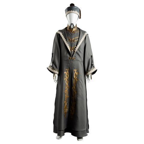 BFJFY Harry Potter Albus Dumbledore Adult Costume Halloween Cosplay Costume - bfjcosplayer
