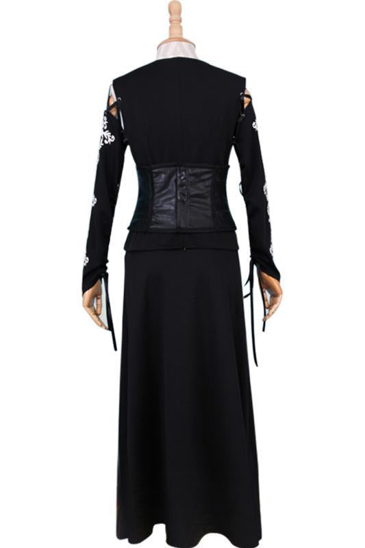 BFJFY Women's Halloween Harry Potter Bellatrix Lestrange Cosplay Costume - bfjcosplayer