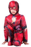BFJFY Boys Dc Superheroes The Flash Deluxe Cosplay Costume For Kid - bfjcosplayer