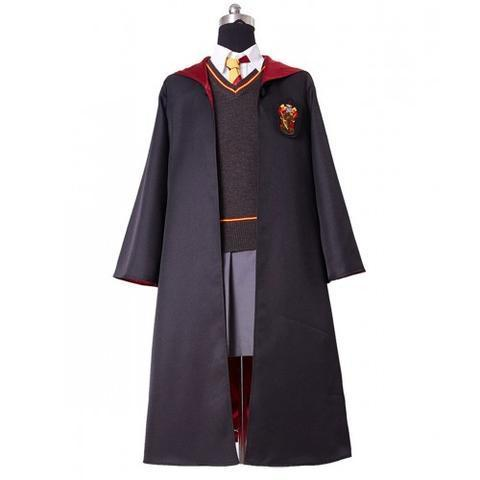 BFJFY Harry Potter Gryffindor Uniform Hermione Granger Adult Cosplay Costume - bfjcosplayer