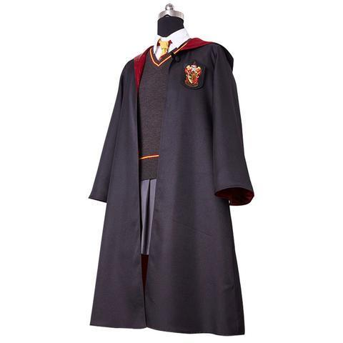 BFJFY Halloween Harry Potter Hermione Granger Gryffindor Uniform For Cosplay - bfjcosplayer