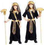 BFJFY Boy's Halloween Costumes Children's Egyptian Pharaoh Cosplay Costume - bfjcosplayer
