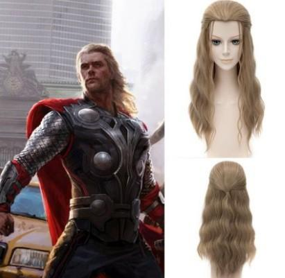 Avengers Thor character new COSPLAY hairstyle wig - bfjcosplayer