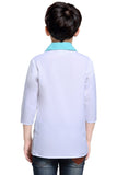 BFJFY Boys Kids Doctor White Uniform Halloween Cosplay Costume - bfjcosplayer