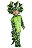 BFJFY Halloween Boys Dinosaur Cosplay Costume Triceratops Plush Costume - bfjcosplayer