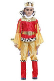 BFJFY Boys Halloween Prince King Coplay Costumes - bfjcosplayer