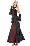 BFJFY Spider Queen Dress Costume Halloween Cosplay For Ladies Women - bfjcosplayer