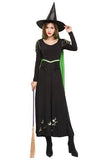 BFJFY Halloween Fancy Dress Women's Witch Cosplay Costume - bfjcosplayer