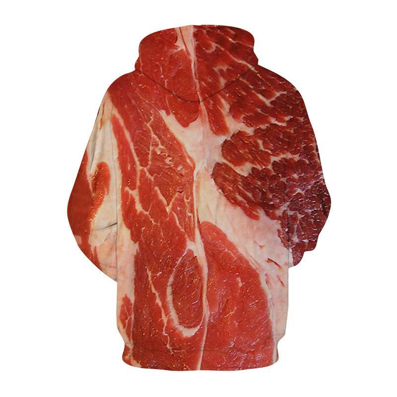 BFJmz Snowflake Beef 3D Printing Coat Leisure Sports Sweater  Autumn And Winter - bfjcosplayer
