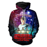 BFJmz Stranger Things Hooded Sweater 3D Printing Coat Leisure Sports Sweater Autumn And Winter - bfjcosplayer