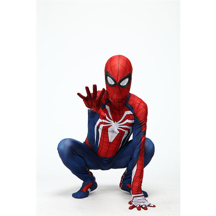 Spiderman Cosplay Kostuum Zentai Spider Man Superhero Bodysuit Pak Jumpsuits - bfjcosplayer