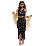 BFJFY Adult Women Queen Of The Nile Historical Theme Party Halloween Costume - bfjcosplayer