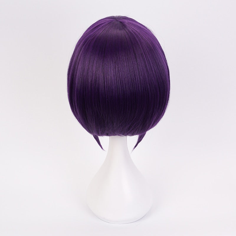 Anime Boku no Hero Academia Kyoka Jiro wig Cosplay Costume My Hero Academia Women Synthetic Hair Halloween Party Role Play wigs