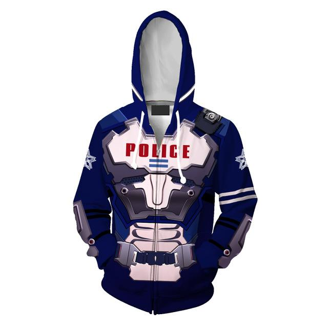 Astral Chain cosplay hoodie Halloween cosplay costume - bfjcosplayer