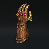 Kid Avengers: Endgame Thanos Infinity Gauntlet Kids Gloves Stone Movable Led Light Infinity War Glove