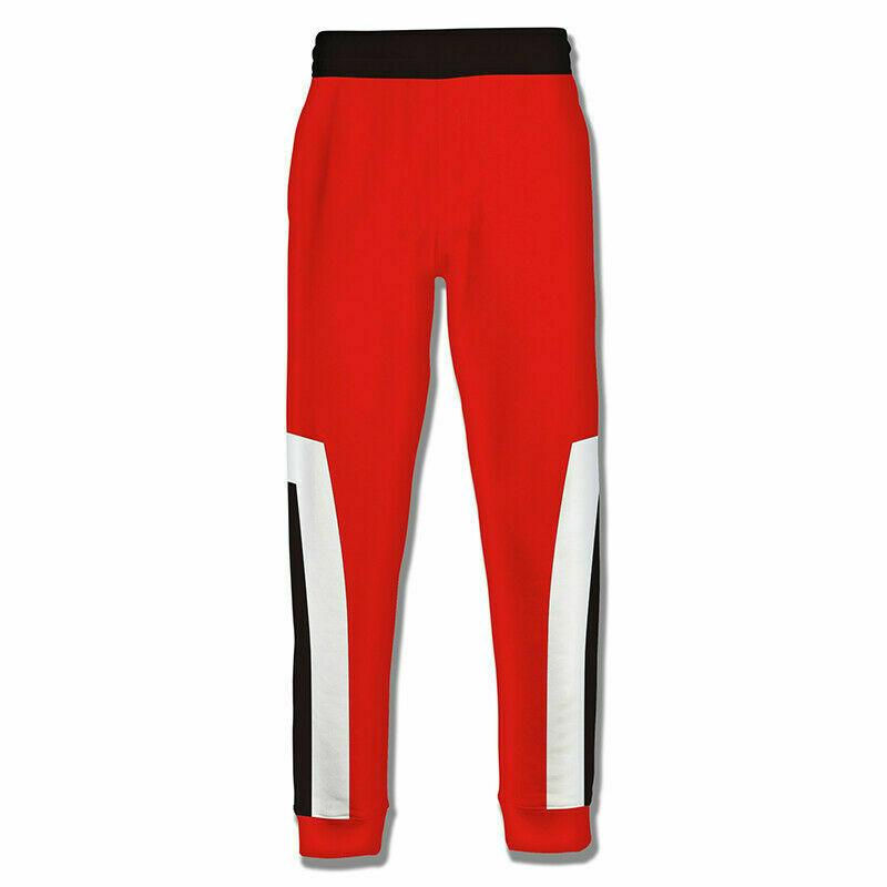 2019 Avengers Endgame Quantum Realm Pants Advanced Tech Cosplay Sporty Trousers - bfjcosplayer