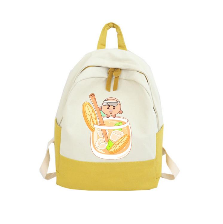 BTS Bangtan Boys Backpack Schoolbag Unisex Cosplay Prop - bfjcosplayer