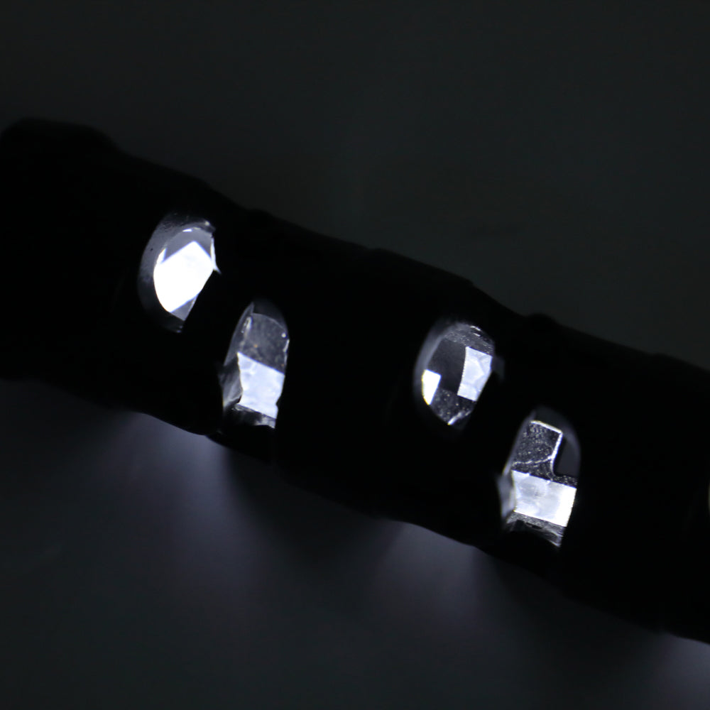 Black Widow LED Baton Stick Superhero Weapon Halloween Cosplay Props