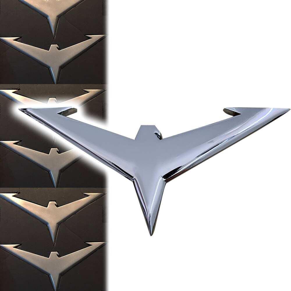 Cosplay TV Titans Batman Robin Wing-Dings Dart Dick Grayson Nightwing Batdart Metal Accessories Prop