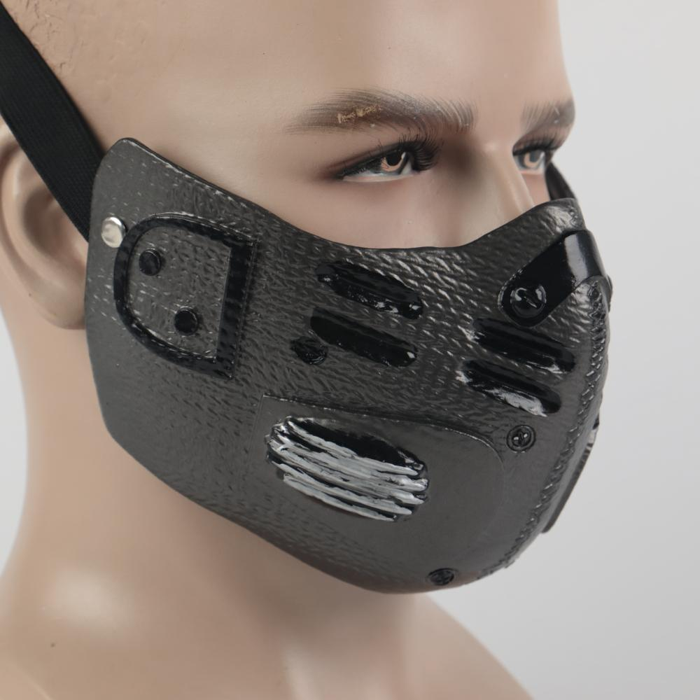 Dying Light 2 Cosplay Kyle Crane Aiden Face Mask Masquerade Halloween Mask - bfjcosplayer