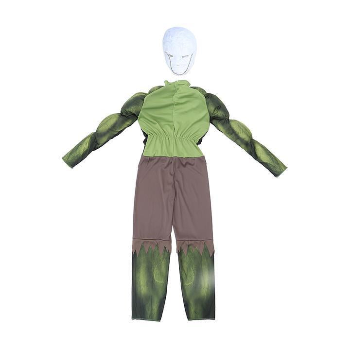 BFJFY Boys Hulk Muscle Cosplay Cloth Kids Avengers Superhero Movie Role Play Halloween Costumes - bfjcosplayer