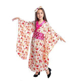 BFJFY Girls Asian Princess Japanese Kimono Halloween Costume - bfjcosplayer