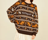 Harry Potter College Pattern Cosplay Sweater Cosplay Costume