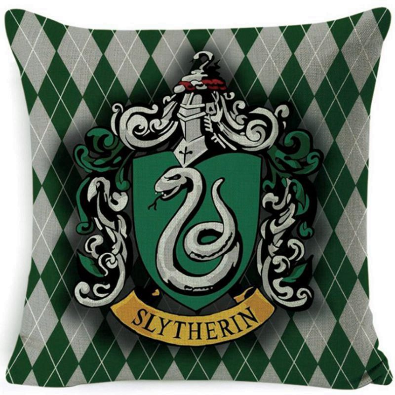 Harry Potter Hogwarts School Cosplay Pillow Halloween Props