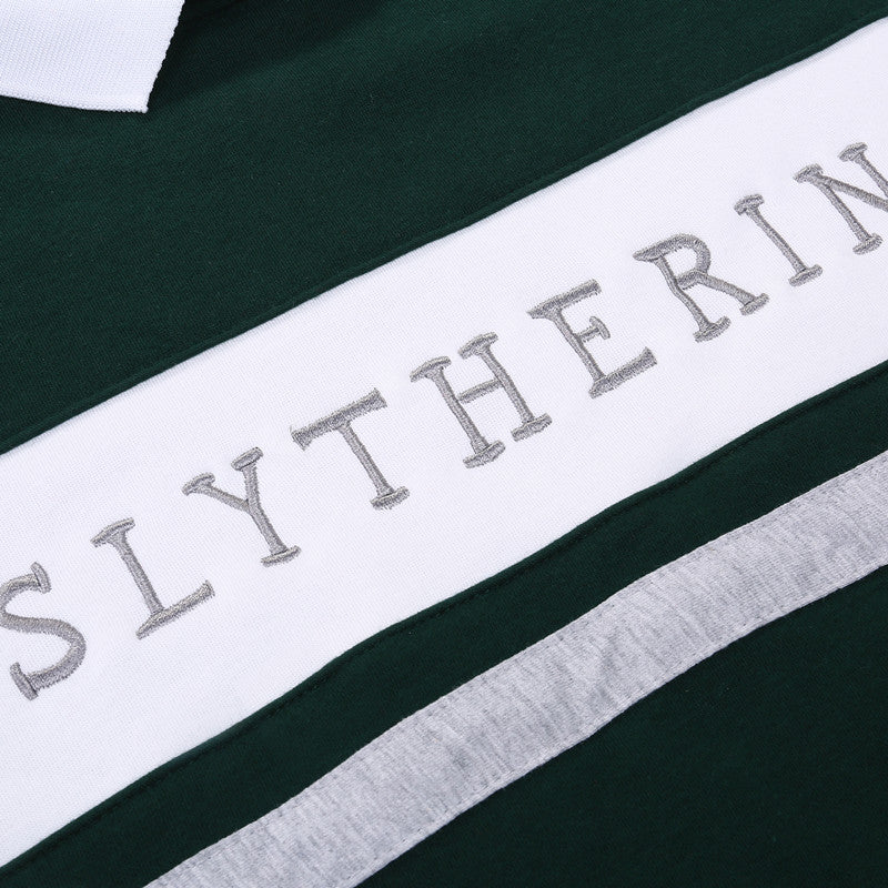 Harry Potter Slytherin College Cosplay Costume