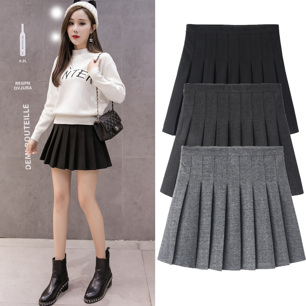 Harry Potter College Cosplay Skirt School Uniform Halloween Costume