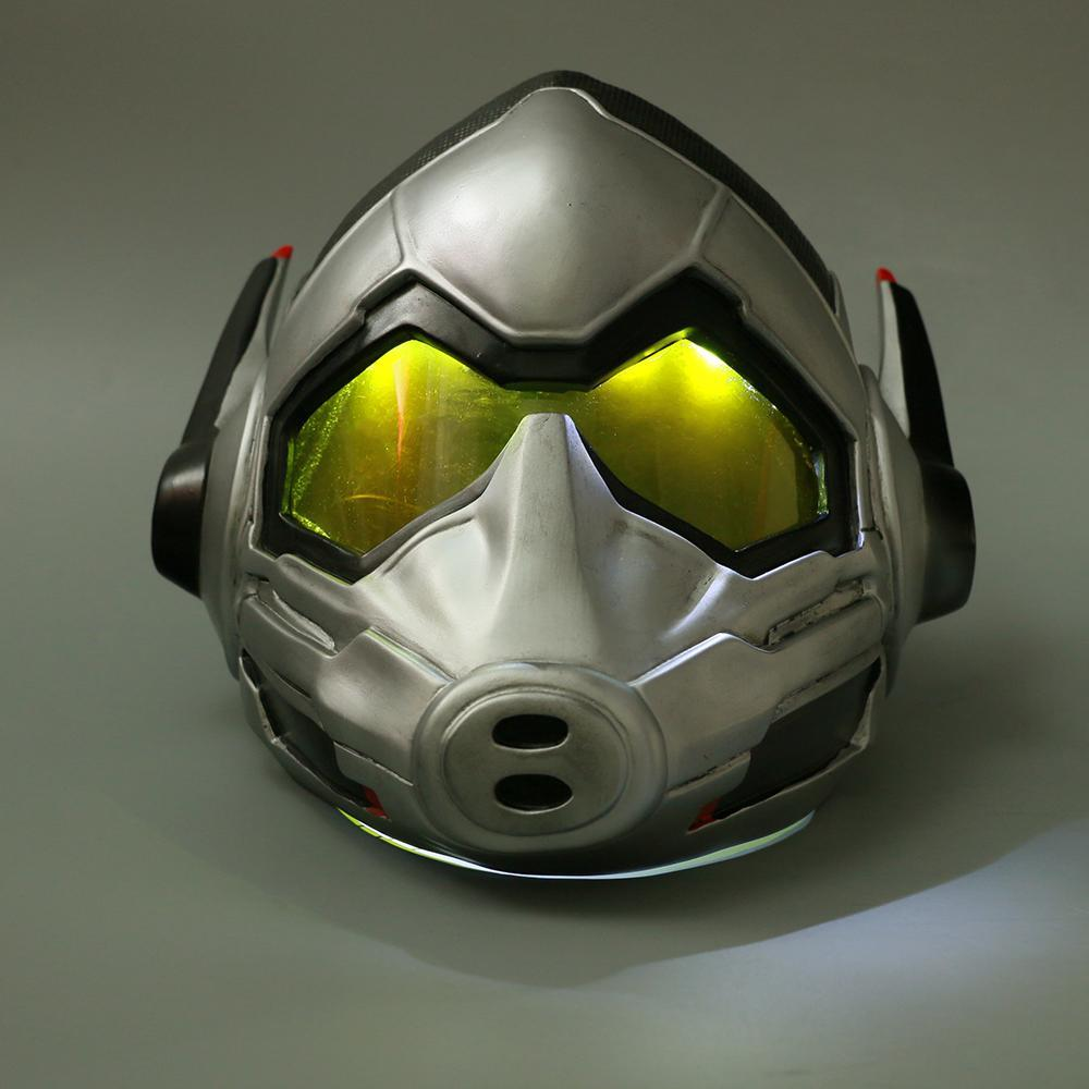 Ant-Man And The Wasp LED Helmet Cosplay The Wasp Mask (Battle Damage To Do The Old Version) Helmet Mask Props Halloween Party Props - bfjcosplayer