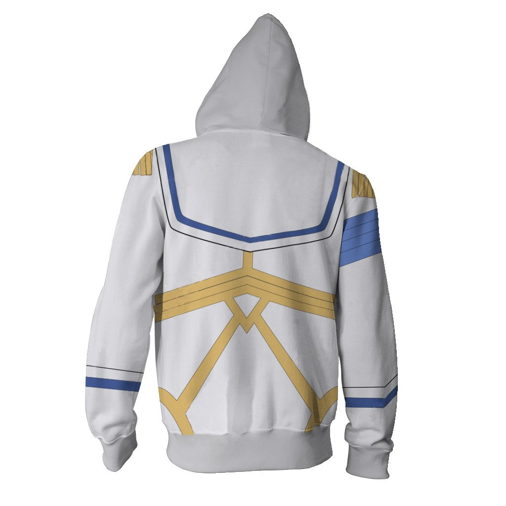 Kill la Kill 3D digital print hoodie cardigan hooded zipper pullover sports jacket - bfjcosplayer