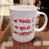 Knives Out Mug ceramic coffee cup - bfjcosplayer