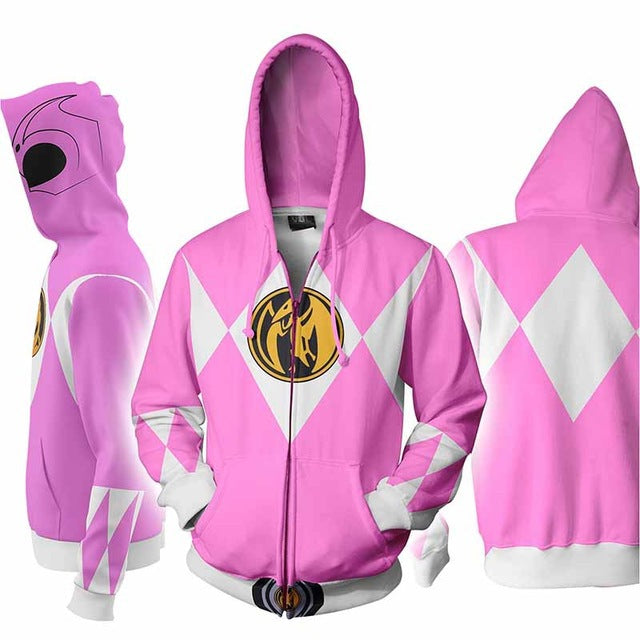 Legend Of The White Dragon Cosplay Hoodie Halloween Costume