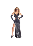 BFJFY Women's Halloween Dark Angel Vampire Cosplay Costume - bfjcosplayer
