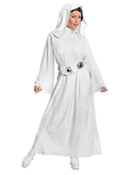 BFJFY Women's Star Wars Classic Deluxe Princess Leia Costume - bfjcosplayer