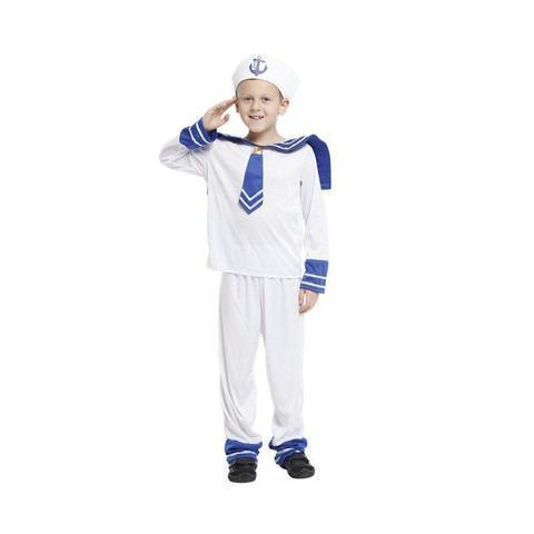 BFJFY Halloween Sailor Cosplay Costume For Boys - bfjcosplayer