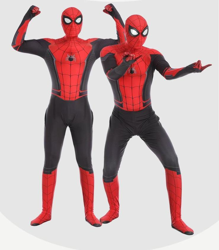 2019 Spider-Man: Far From Home Cosplay Costume Jumpsuit For Kids - bfjcosplayer