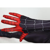 Spider-Man In de Spider-Vers Miles Morales Cosplay Kostuum Zentai Spiderman Patroon Bodysuit Pak jumpsuits - bfjcosplayer