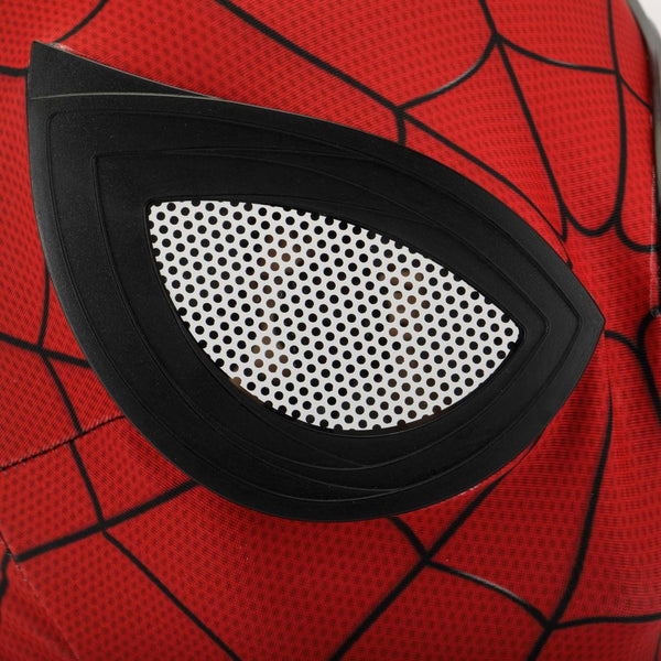 Spider Man Far From Home Peter Parker Mask Lenses 3D Cosplay Spiderman Homecoming Masks Superhero Props - bfjcosplayer